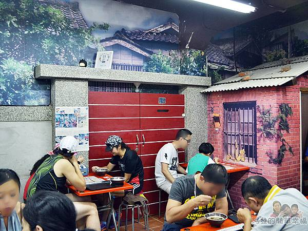 呷二嘴17-處處洋溢著台灣古早街邊小巷內的復古風