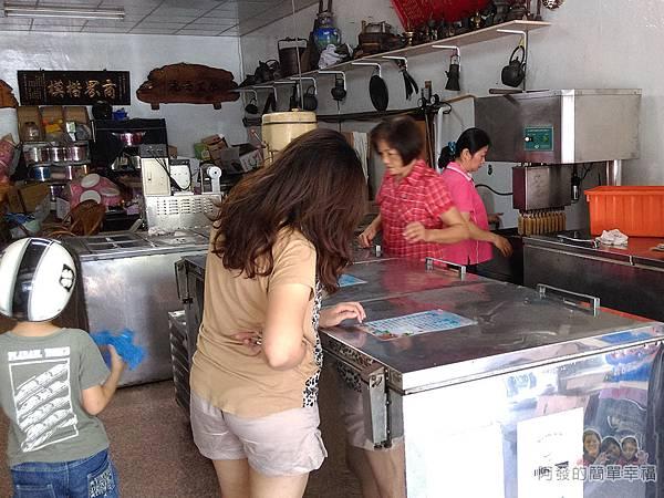 平陽冰店(廠)03-大冰箱與製冰機