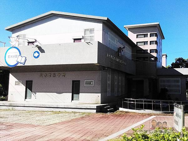 新竹市香山-豎琴橋03-新竹市文化局圖書館鹽水分館