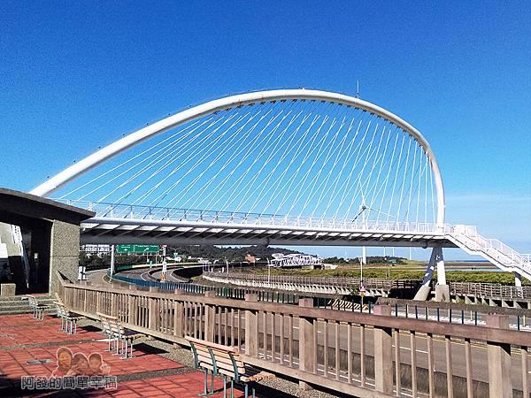 新竹市香山-豎琴橋07-豎琴橋