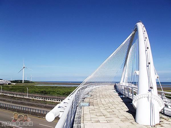 新竹市香山-豎琴橋10-豎琴橋頭