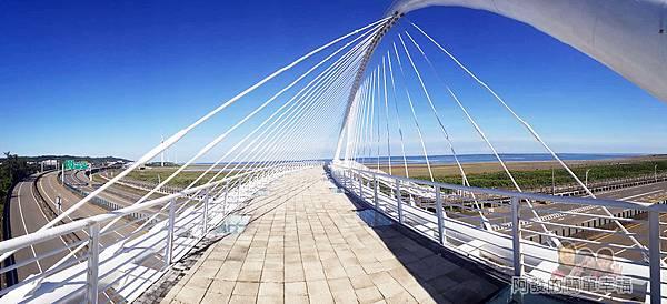 新竹市香山-豎琴橋14-帶簡約絕美特色的豎琴橋
