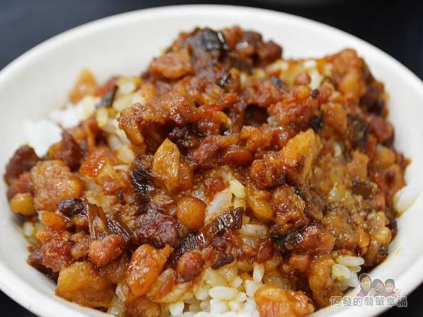環南米苔目14-魯肉飯