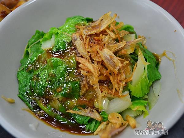 環南米苔目18-燙青菜