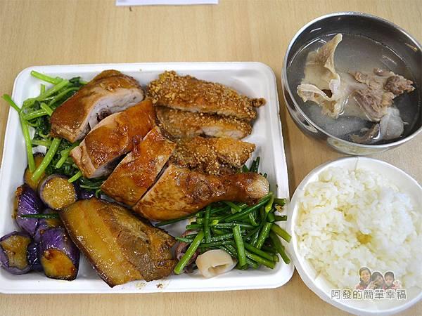 香甜小吃16-美味午餐上桌