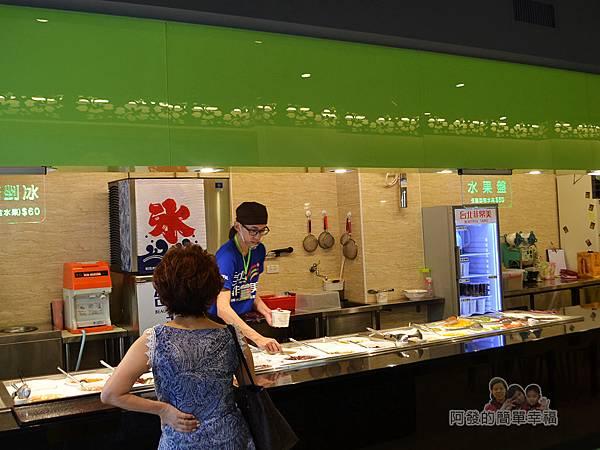台北非常美04-點餐檯