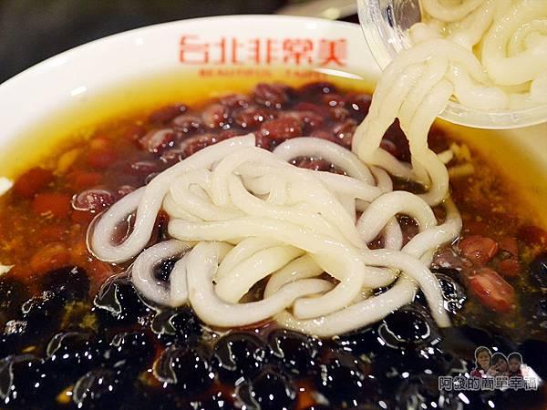 台北非常美31-天然豆花加自製手工粉條
