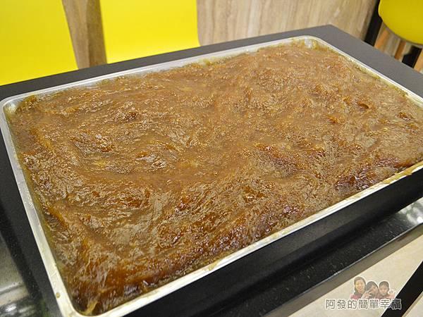 台北非常美36-剛出爐的手工自製黑砂糖粉粿