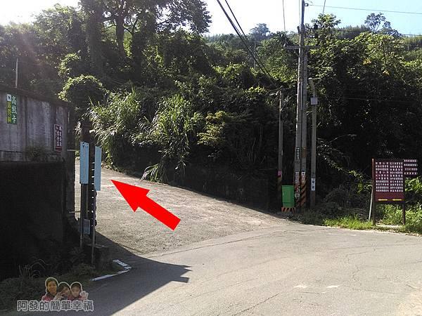 烏嘎彥竹林04-左側有個水泥道斜坡