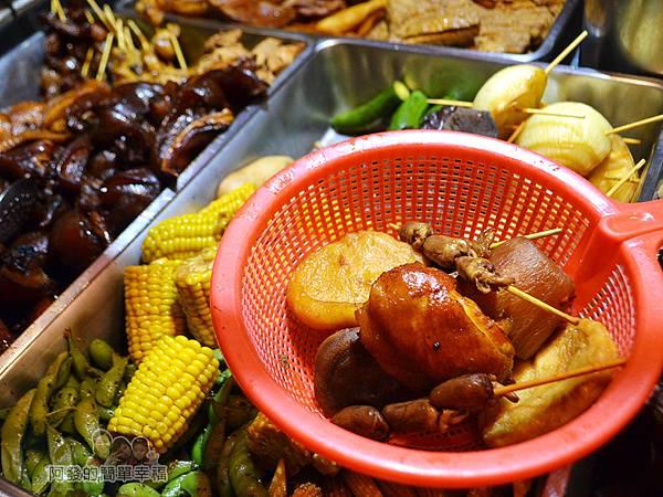 一串日式關東煮08-想吃什麼自己夾