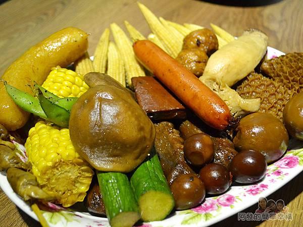 一串日式關東煮14-滷味食材