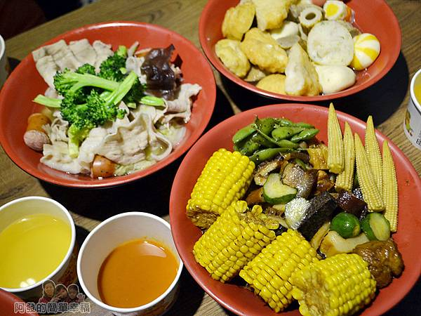 一串日式關東煮22-滷味與關東煮