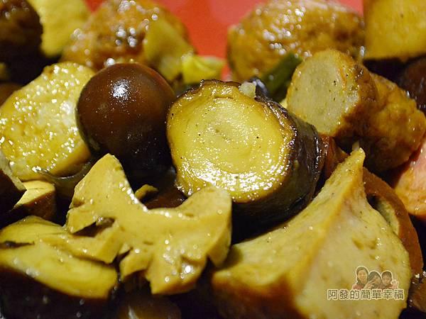 一串日式關東煮27-焦糖冷滷味-豆製品類