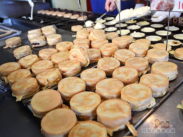 巧美秋脆皮紅豆餅之家10-放涼的紅豆餅