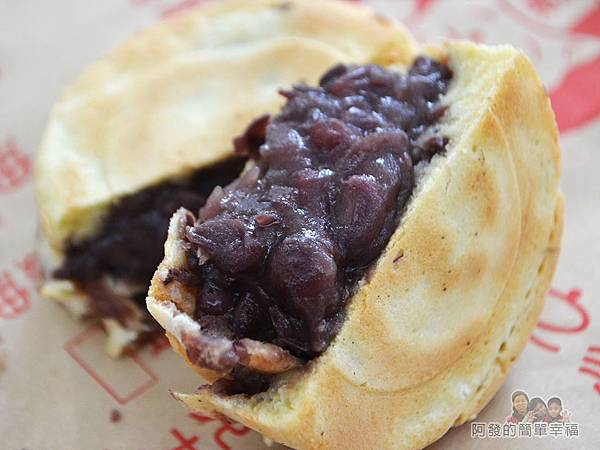 巧美秋脆皮紅豆餅之家18-紅豆