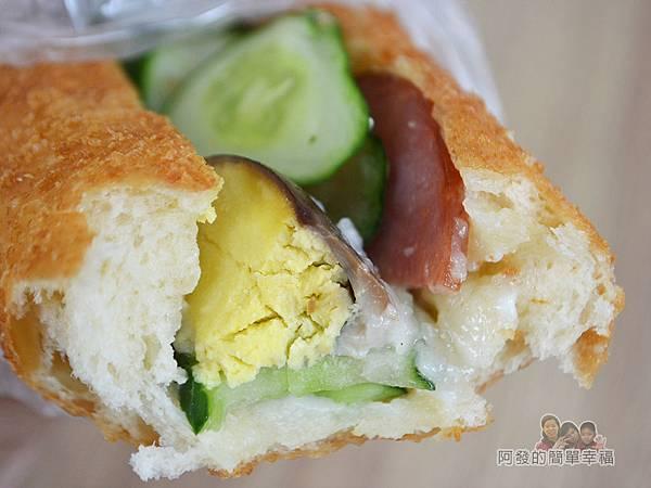 溫不一樣三明治甜甜圈20-營養三明治甜剖面II