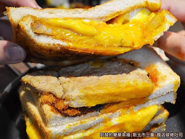 餓店碳烤吐司23-厚切豬排