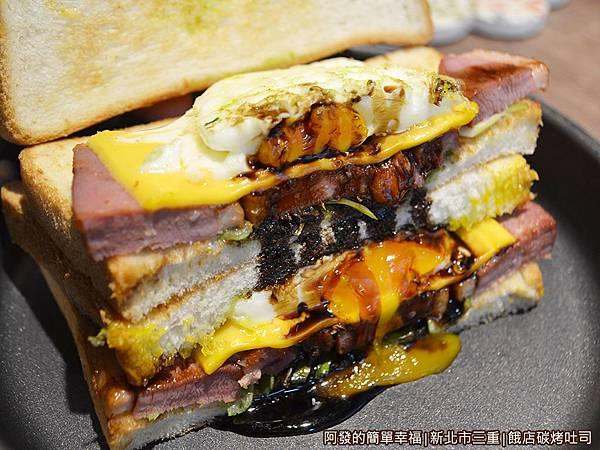 餓店碳烤吐司26-蔥啥櫻桃鴨側寫