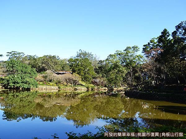 角板山03-生態池