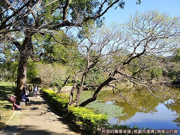 角板山04-生態池環池步道
