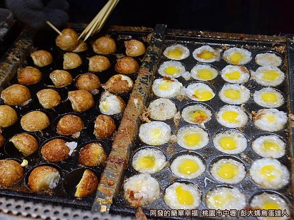 彭大媽鳥蛋達人04-煎檯上的烤鳥蛋