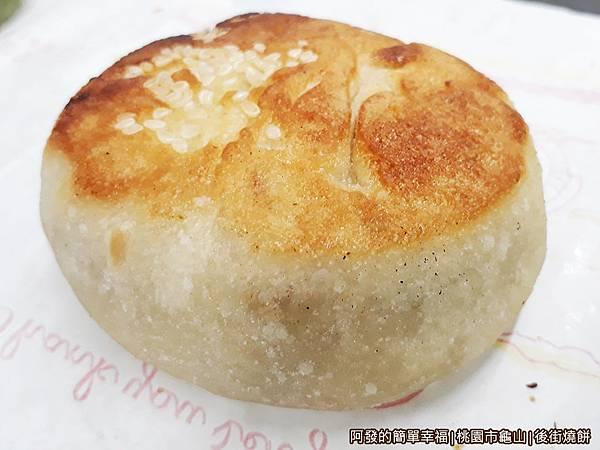 後街燒餅18-高麗菜餅