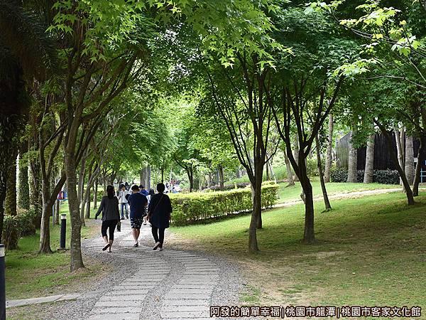 桃園市客家文化館25-綠意盎然又清幽