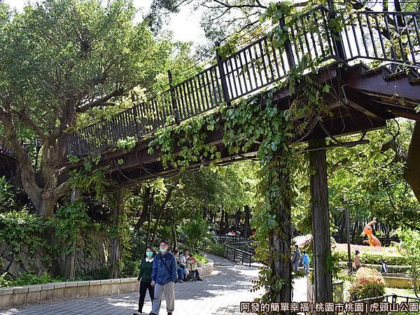 虎頭山公園15-天橋.JPG