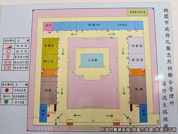 桃園孔子廟06-導覽圖.JPG