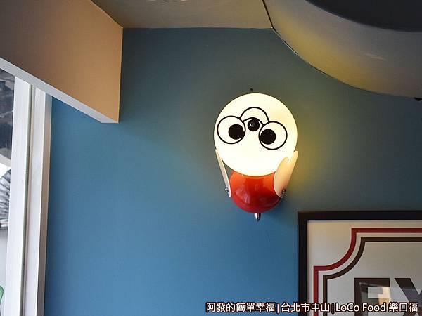 樂口福06-可愛的燈飾.JPG