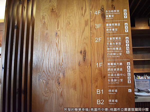 龍岡圖書館15-樓層表.JPG