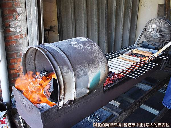 涂大的吉古拉05-碳火烤爐.JPG