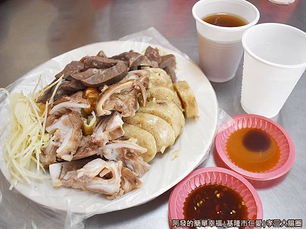 孝三大腸圈12-我們的餐點.JPG