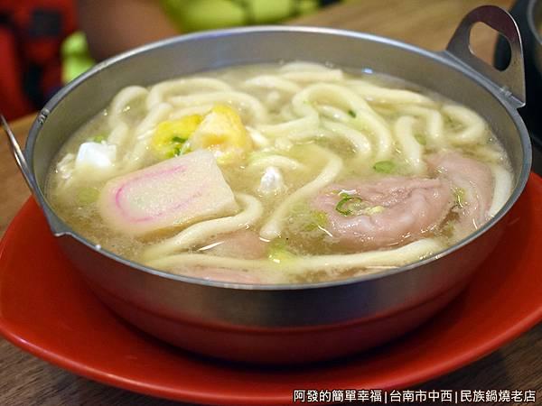 民族鍋燒老店15-鍋燒.JPG