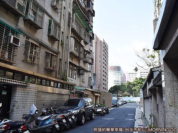 MorningGo01-隱身於靜謐的巷弄內.JPG