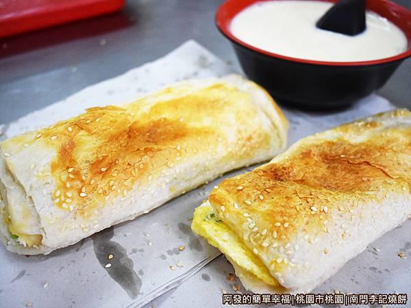 李燒餅11-我們的早餐.JPG