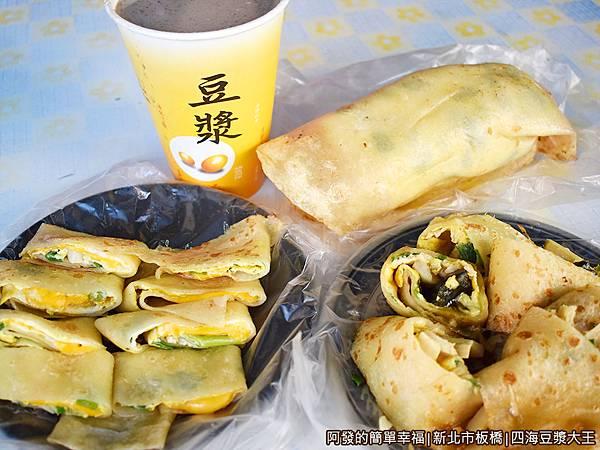 四海豆漿大王06-早餐上桌.JPG