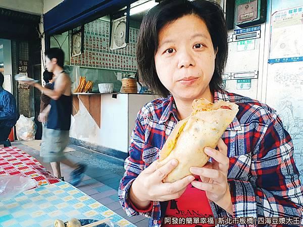 四海豆漿大王07-黃金飯糰-巨無霸尺寸.jpg