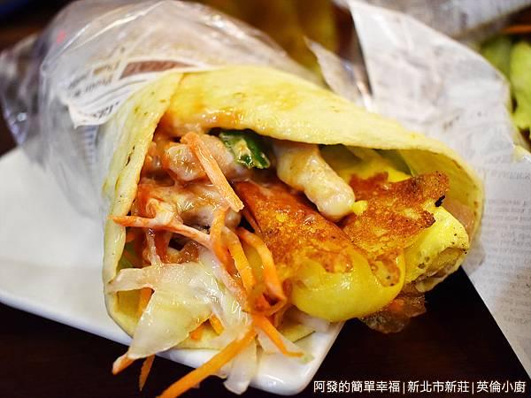 英倫小廚13-炙燒乳酪雞捲餅.JPG