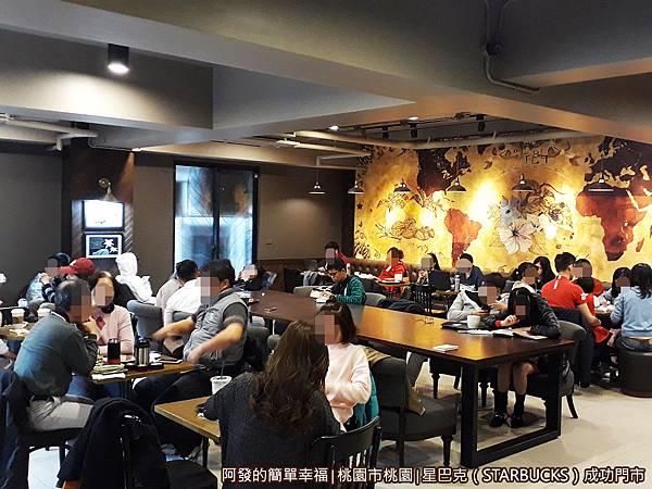 星巴克成功門市09-2樓的用餐環境.jpg