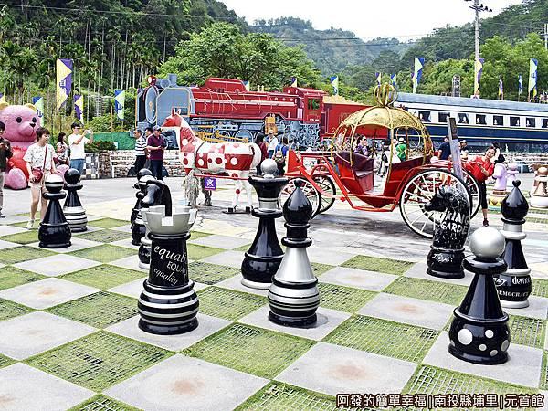 元首館10-黑色西洋棋.JPG