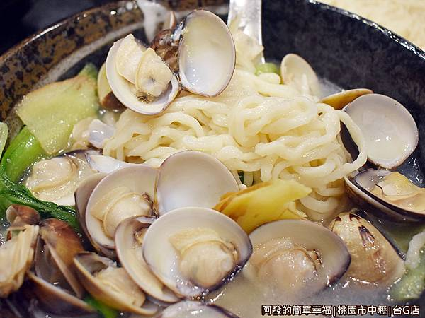 台G店19-一碗蛤蜊拉麵-蛤蜊與拉麵.JPG