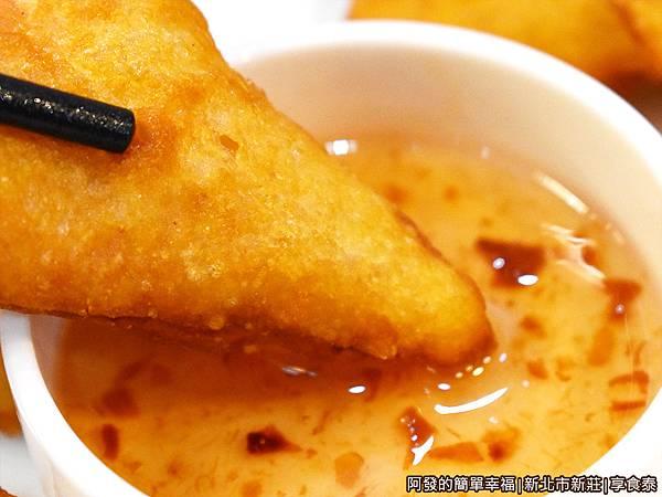 享食泰14-蝦餅沾醬.JPG