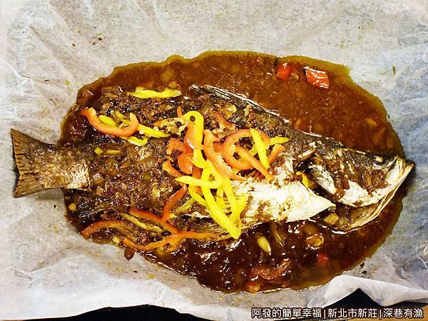 深巷有漁14-重慶烤魚-大鱸魚.JPG