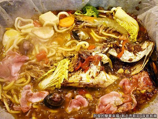 深巷有漁28-一鍋三吃之二-壽喜燒吃法.JPG