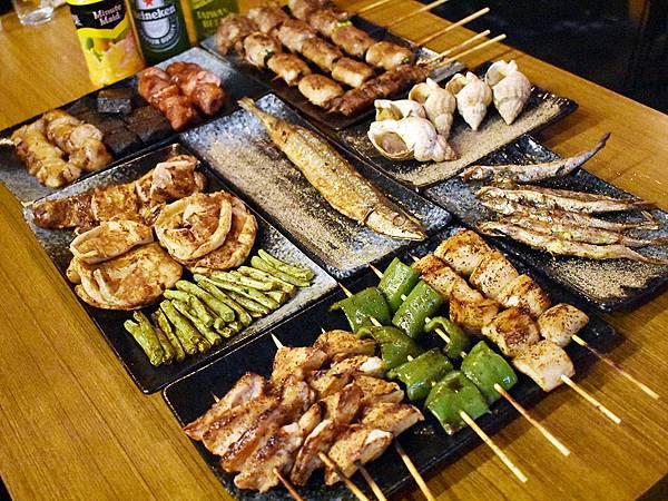 圖集用-柒串燒屋(輔大店)12-我們的燒烤Part1.JPG