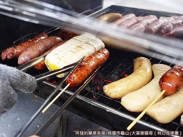 大溪香腸哥(林口長庚)08-烤爐II.JPG