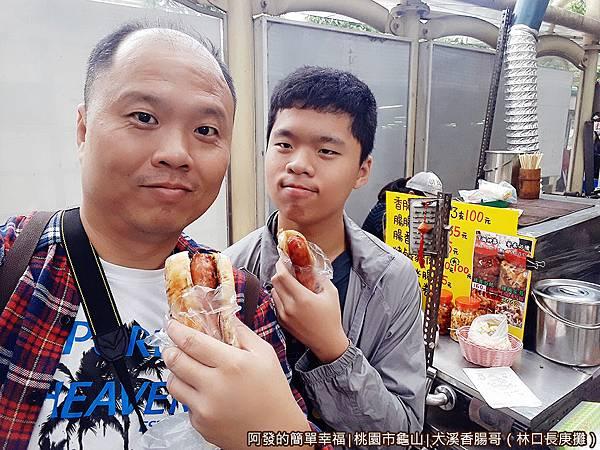 大溪香腸哥(林口長庚)09-美味小吃到手.jpg