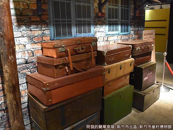 新竹市眷村博物館31-眷村虛擬巷道2.JPG