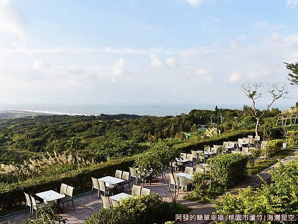 海灣星空07-室外用餐區-海灣風景一覽無遺.JPG